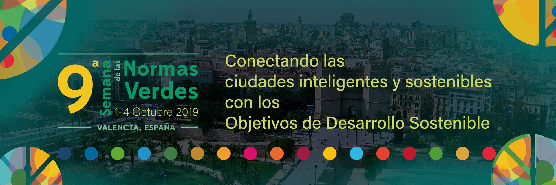 9ª Semana de las Normas Verdes - Conectando las ciudades con los Objetivos de Desarrollo Sostenible