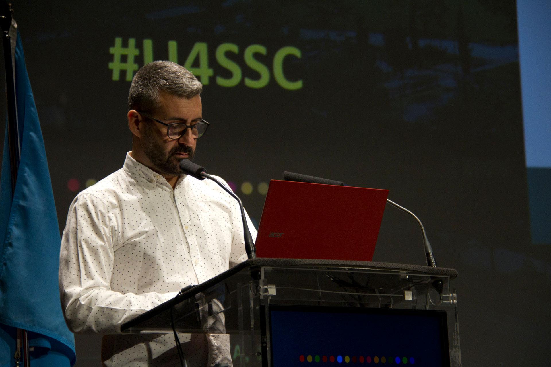 Pere Fuset en la 9ª Setmana de les Normes Verdes - Connectant les ciutats amb els Objectius de Desenvolupament Sostenible