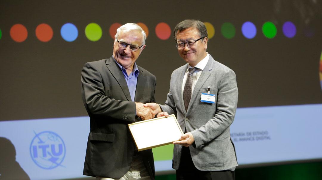 Entrega de premios U4SSC
