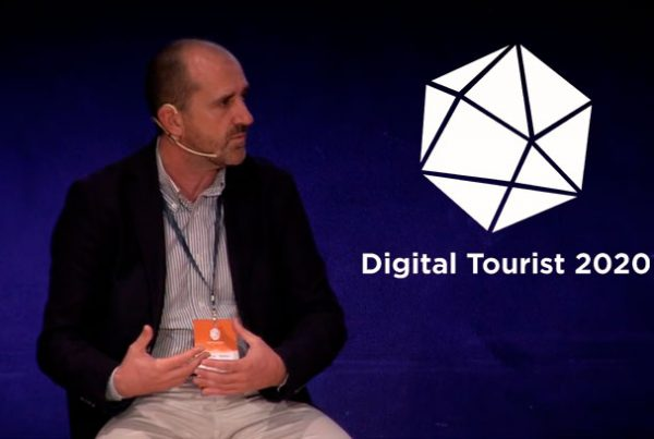 Ramón Ferri al Congrés Digital Tourist 2020