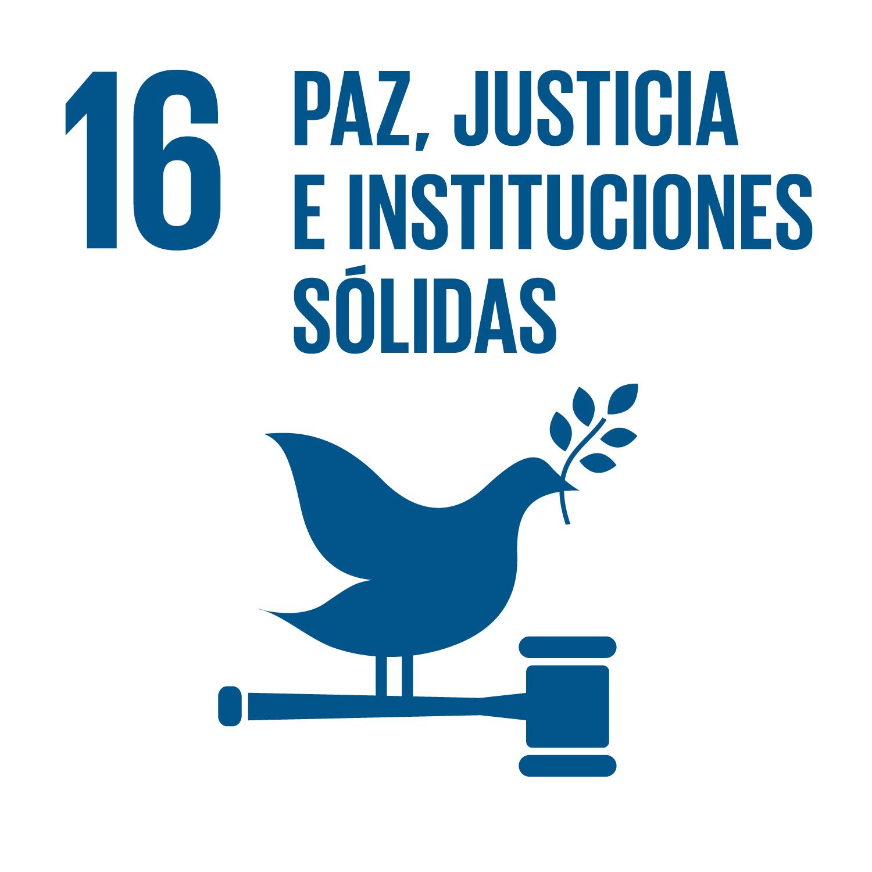 Objectiu 16: Promoure societats justes, pacífiques i inclusives