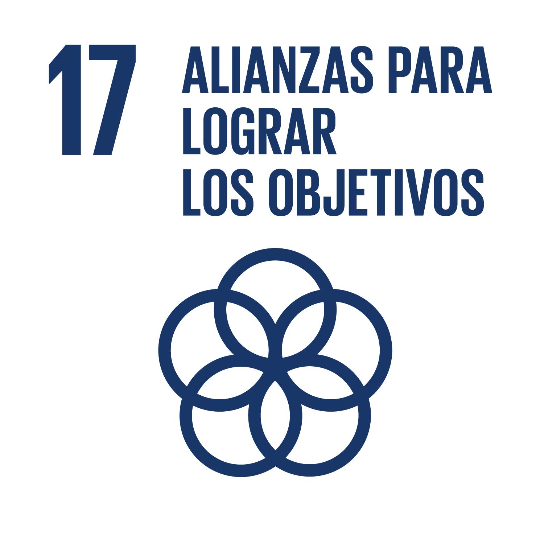 Objetivo17: Alianzas para lograr los objetivos