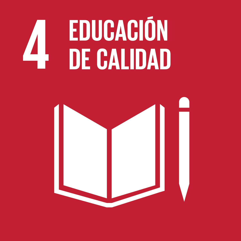 4 Educación de calidad