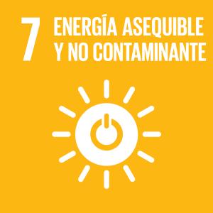 7 Energía asequible y no contaminante
