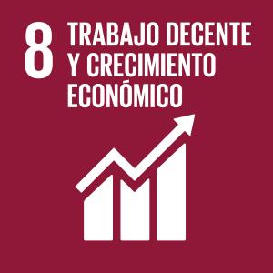 Objectiu 8: Treball decent i creixement econòmic