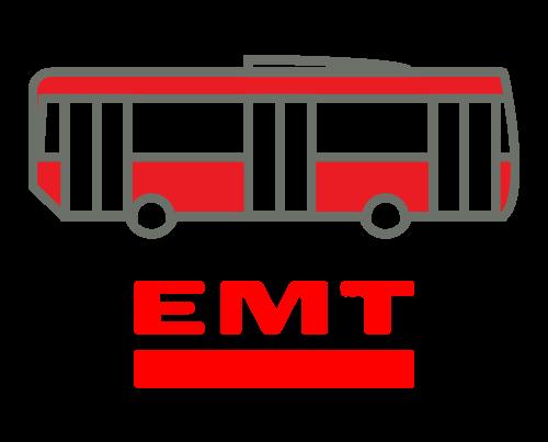 Sensores medioambientales embarcados EMT