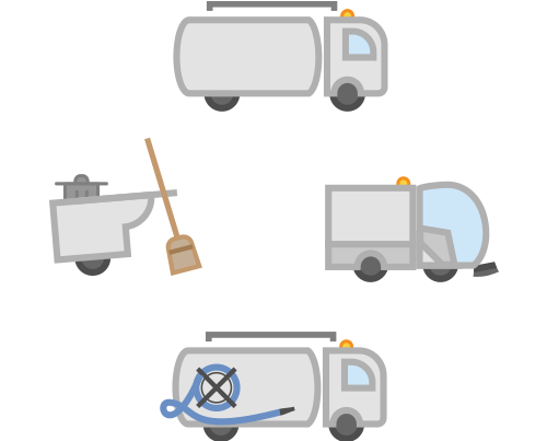Residus urbans i neteja – sensorització de vehicles